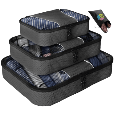 Packing Cubes for Travel Organizer